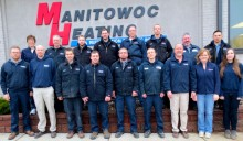 Manitowoc Heating Team 2015