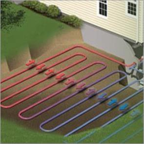 geothermal heating & cooling